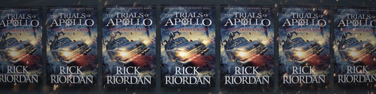 The Trials of Apollo 4 The Tyrant's Tomb