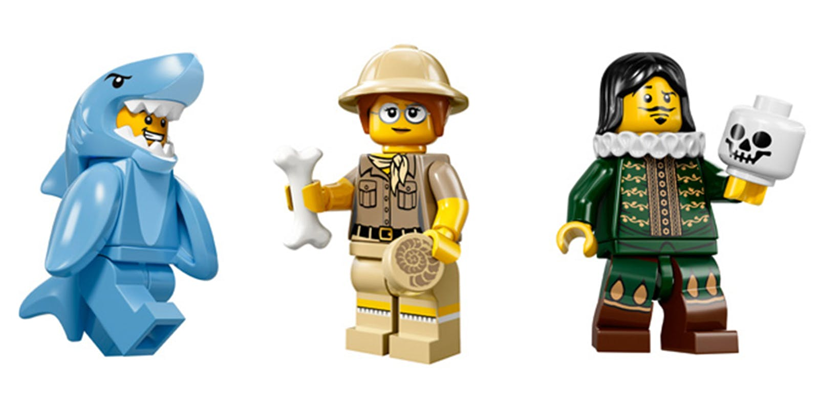 15 awesome and unusual things about LEGO® history!