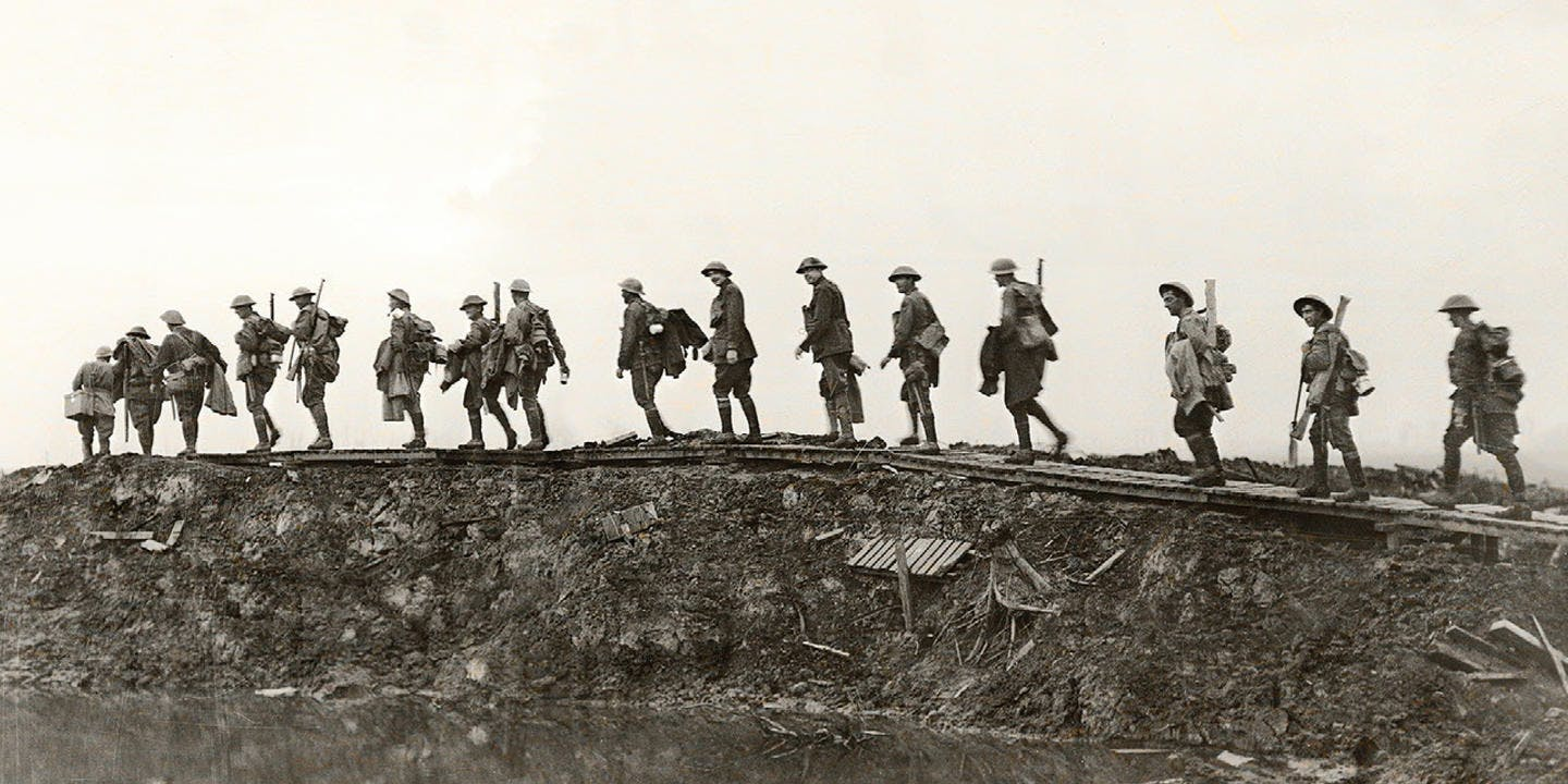 16th August 1917