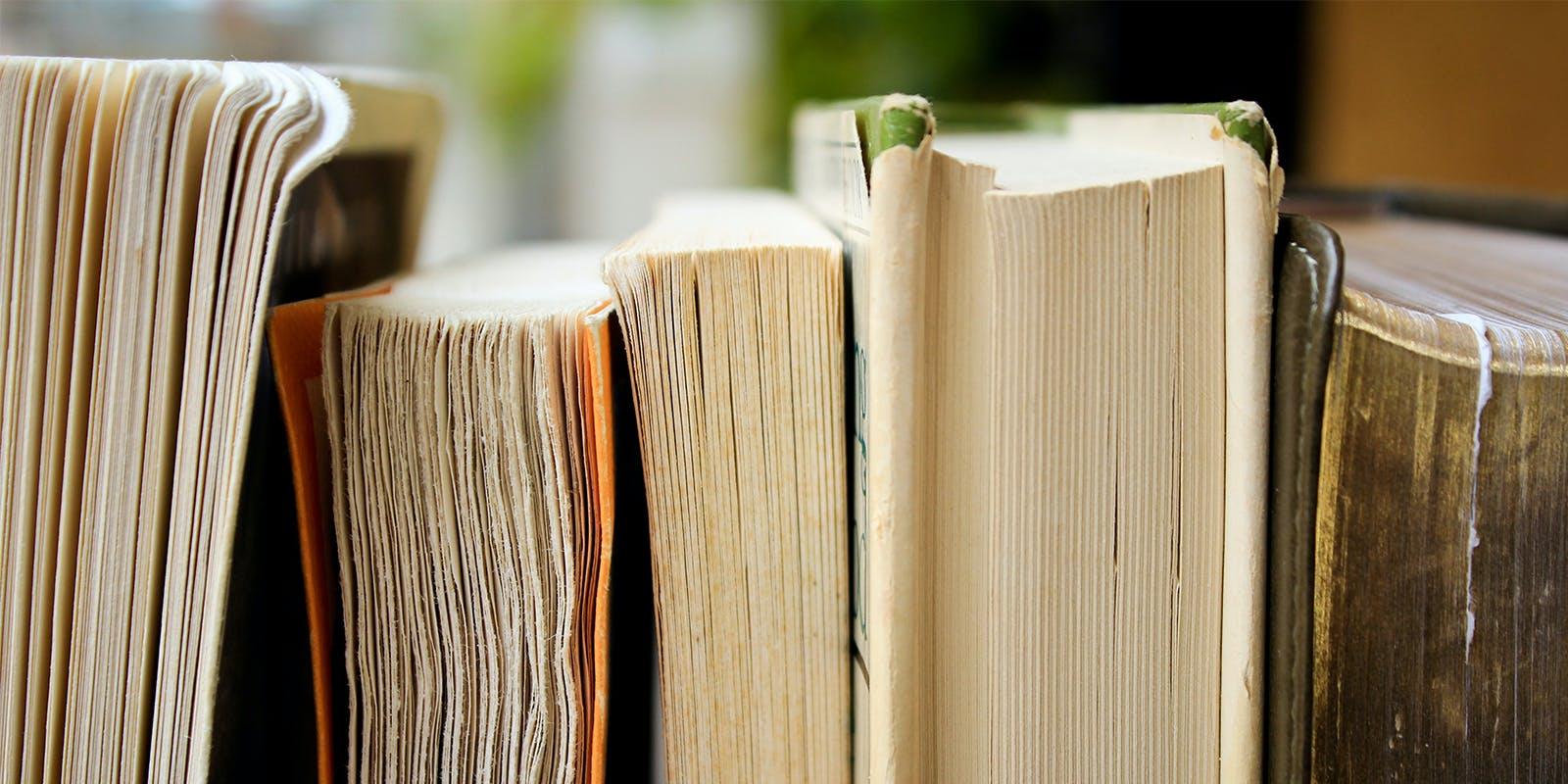 5 escapist reads!