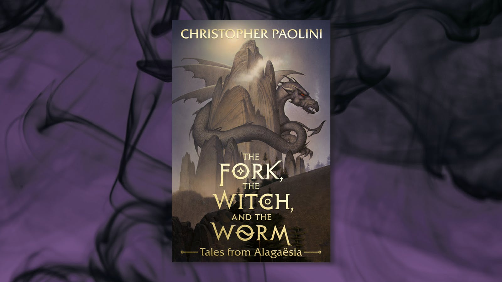 New from the author of Eragon