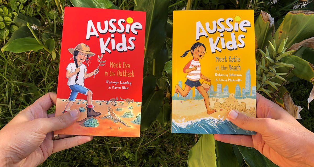 At home lesson: living in the best places with Aussie Kids