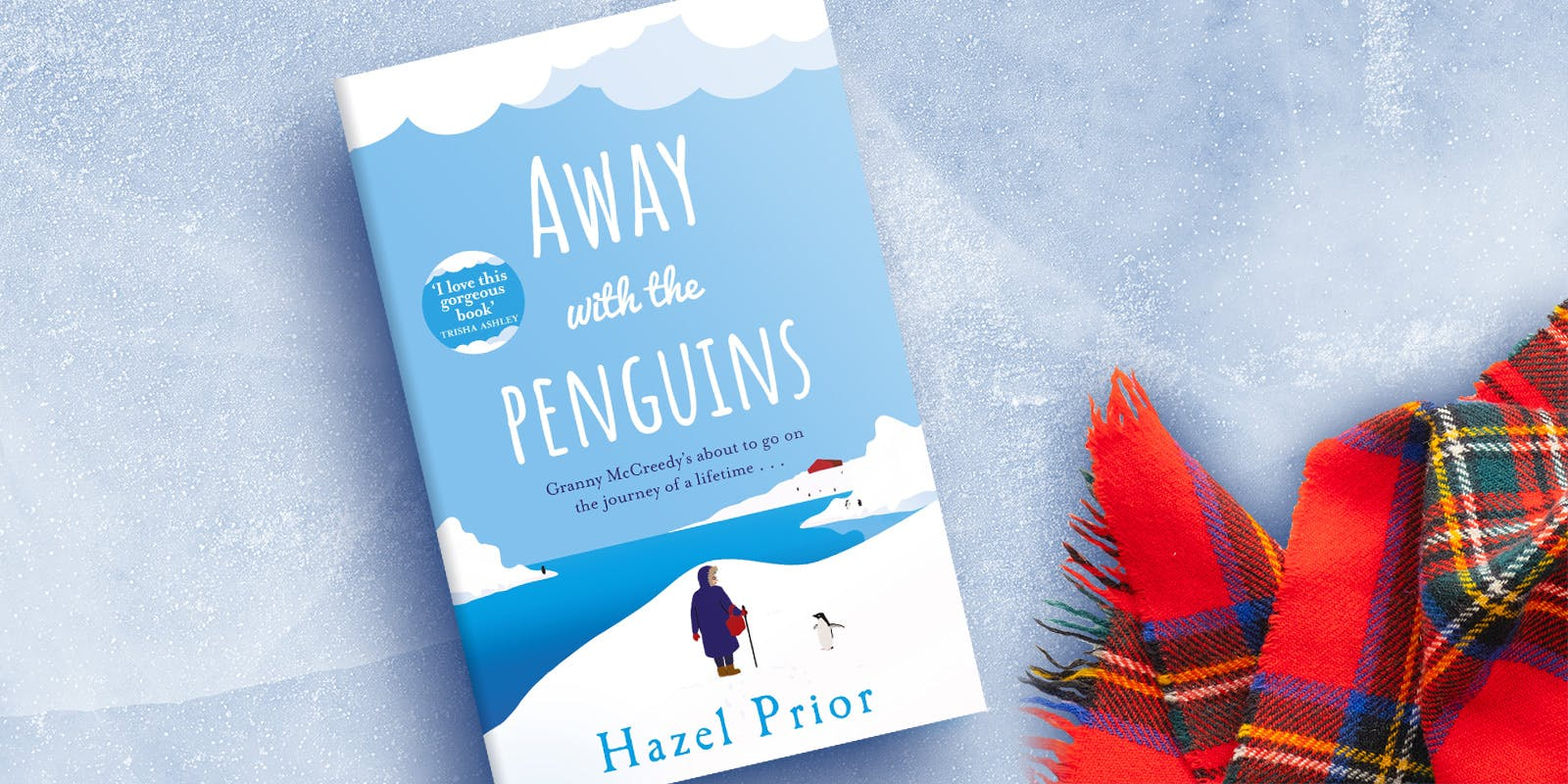 Away with the Penguins book club notes