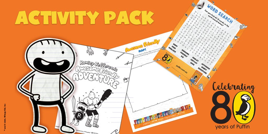 Awesome Friendly activity pack