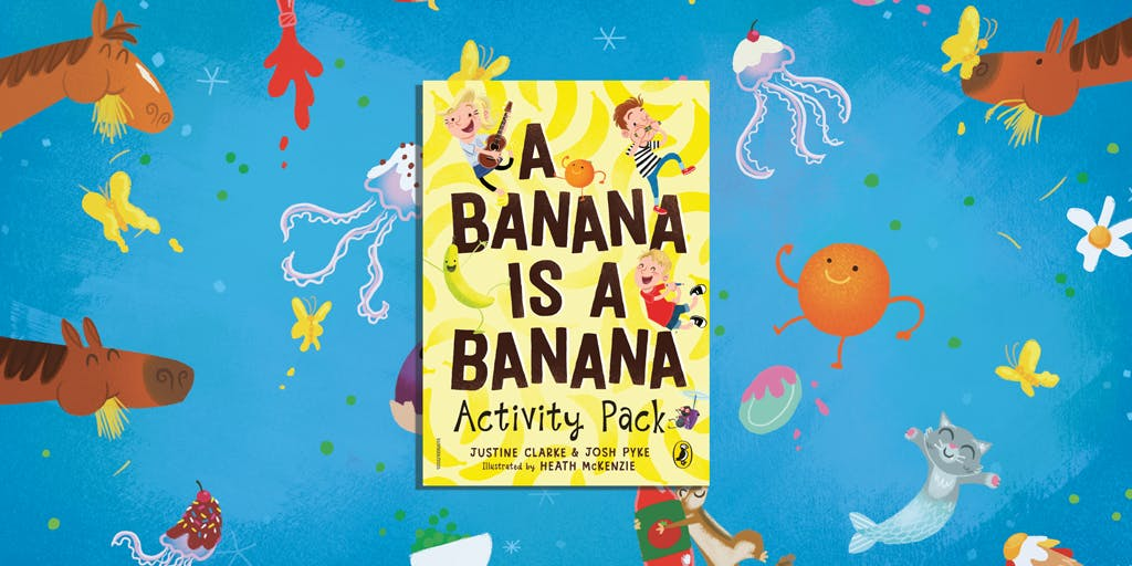 A Banana is a Banana activity pack
