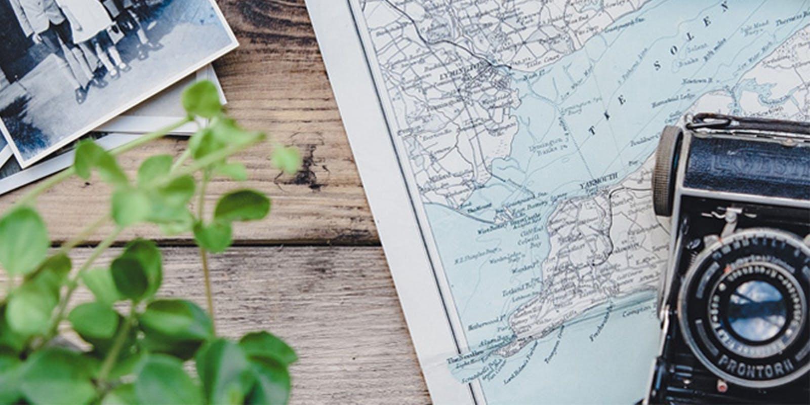 The extraordinary history of your travel habits