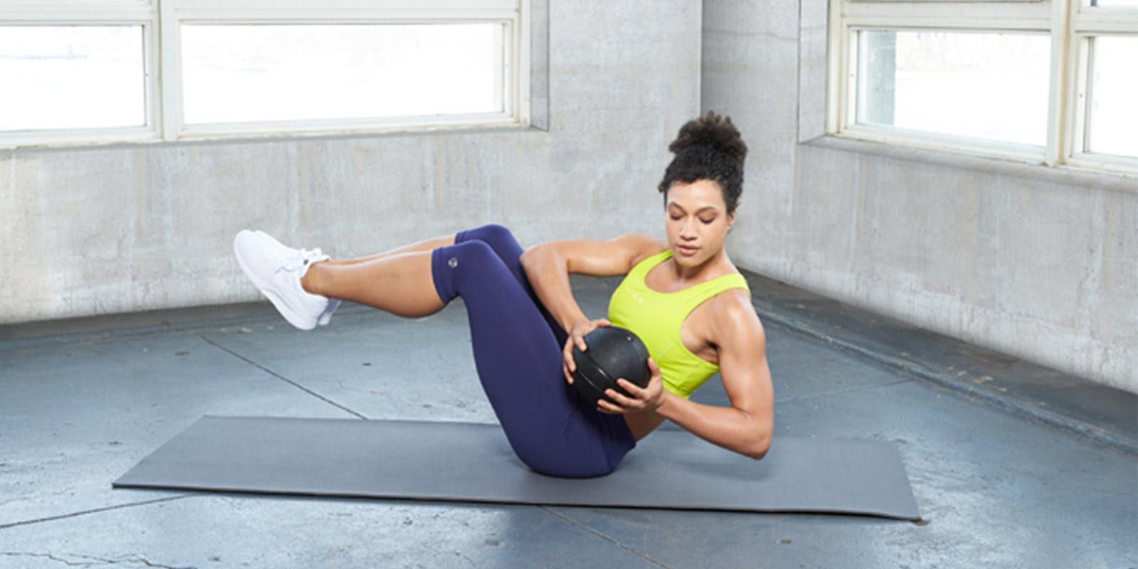 3 core exercises to do at home