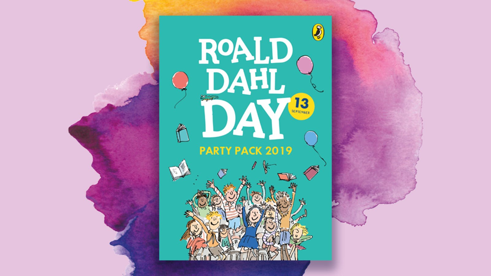 Dahl Day 2019 Activity Pack - Penguin Books New Zealand