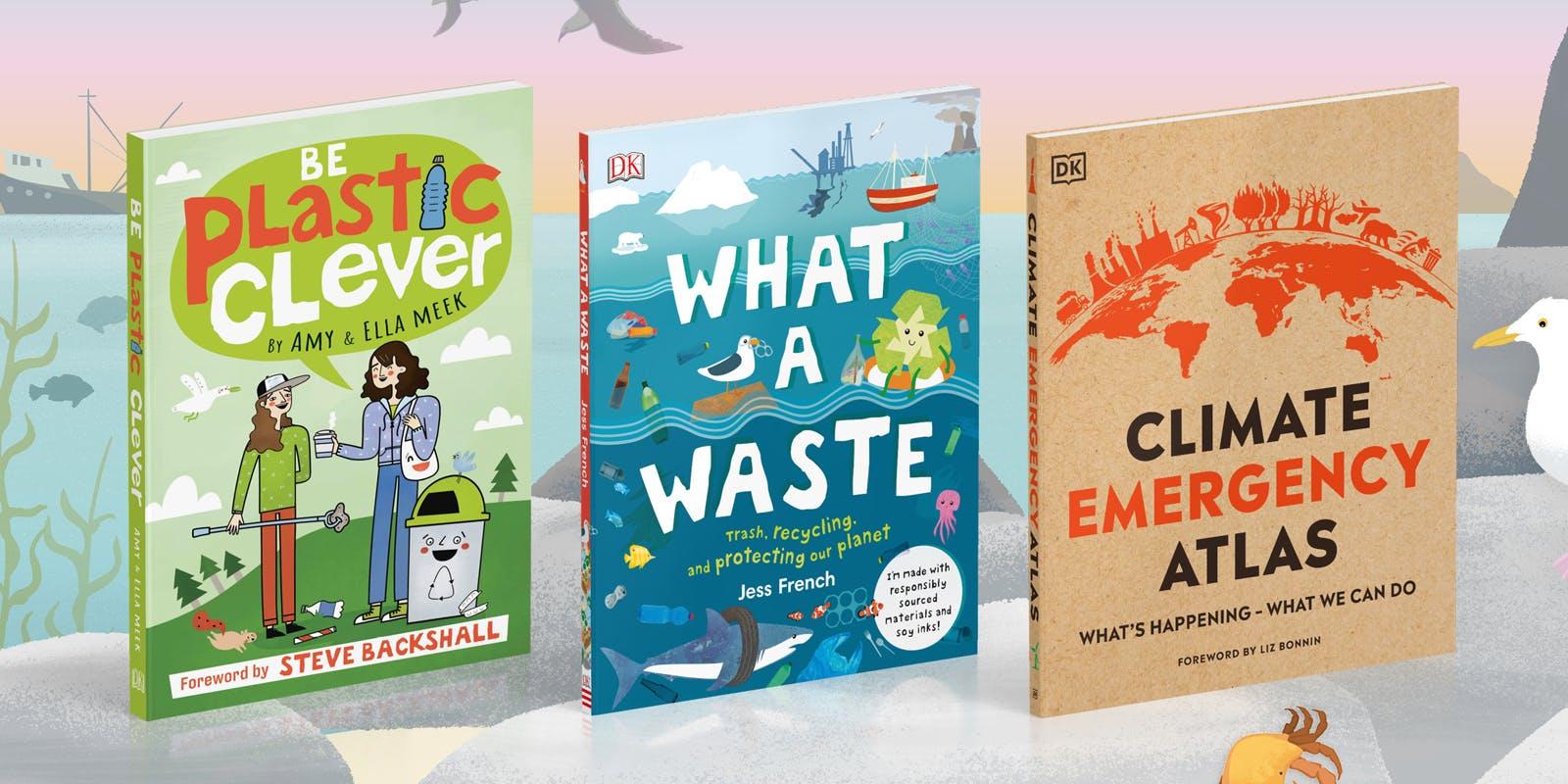 Great environmental books for children