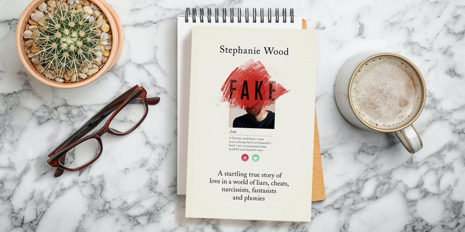 Fake by Stephanie Wood - Penguin Books Australia