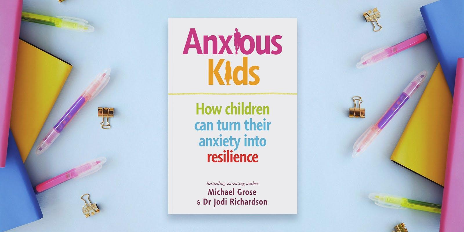 Kids and coping with coronavirus anxiety