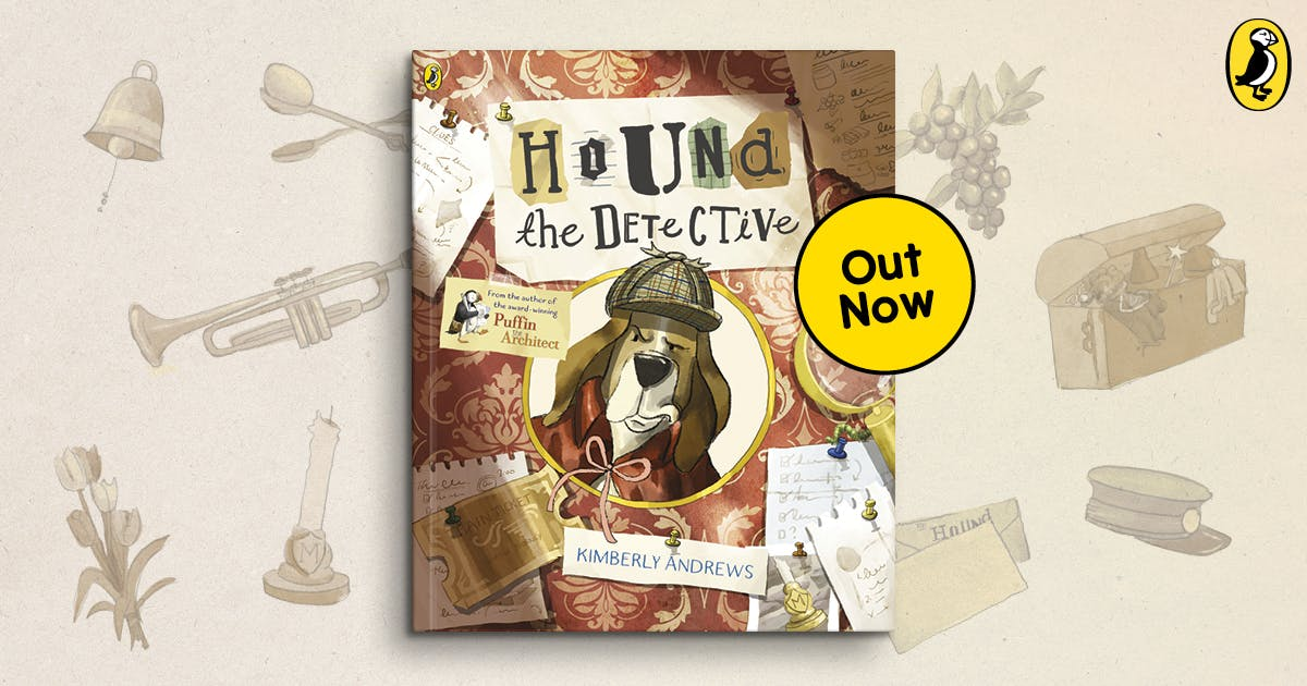 Hound the Detective activity pack