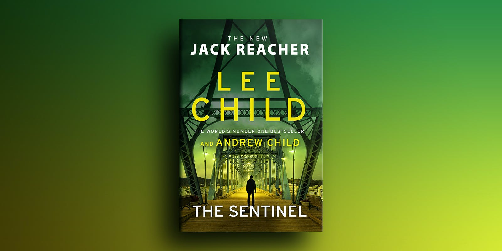 Lee Child and Andrew Child Q&A