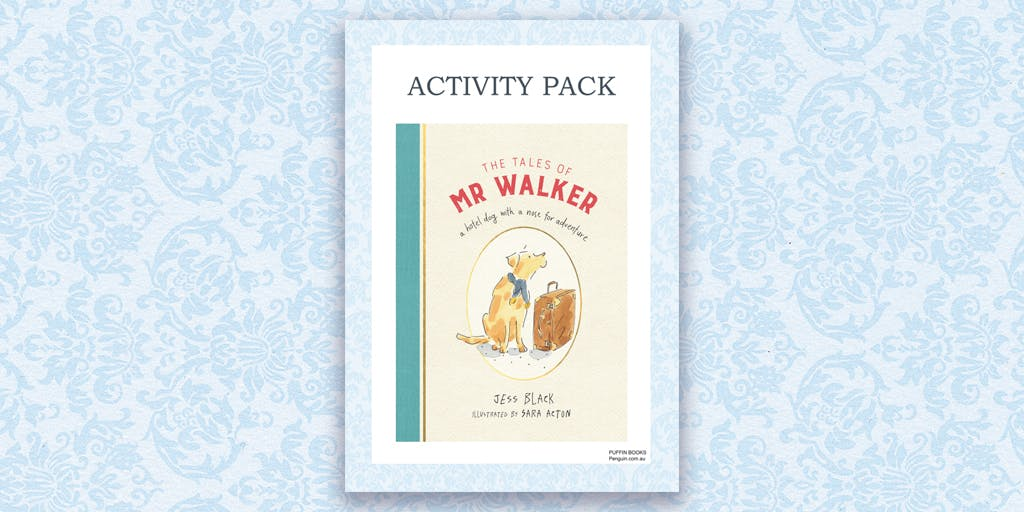 The Tales of Mr Walker activity pack