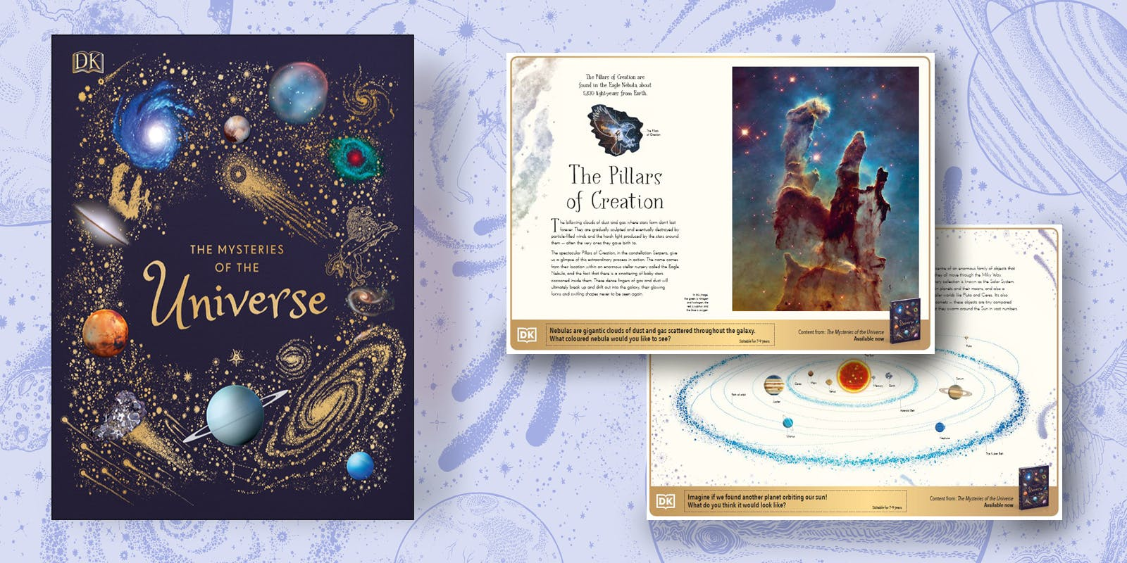 Mysteries of the Universe activity pack
