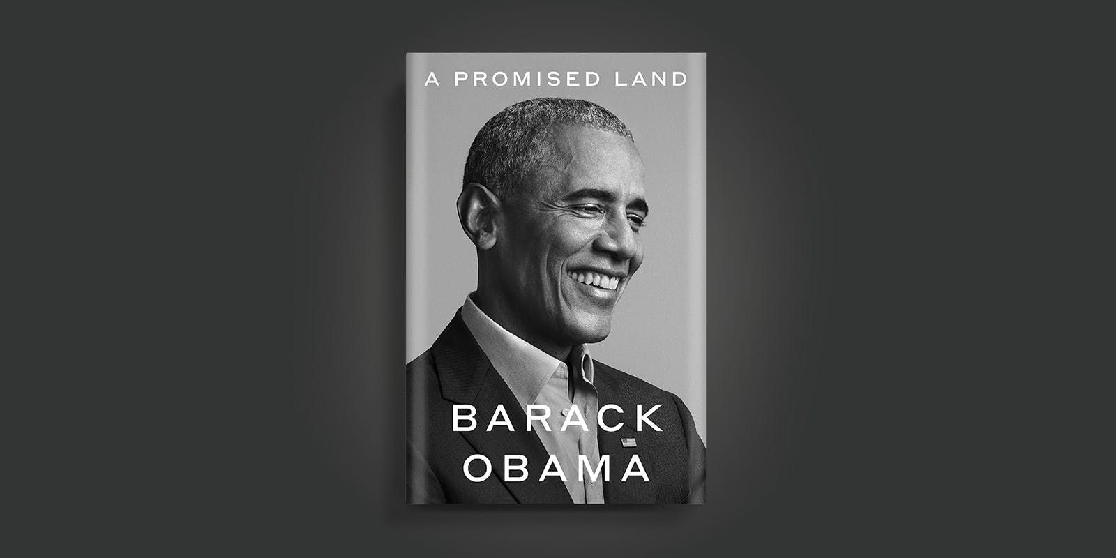 A Promised Land book club notes
