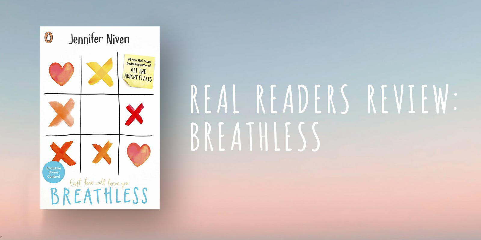 Real readers review: Breathless
