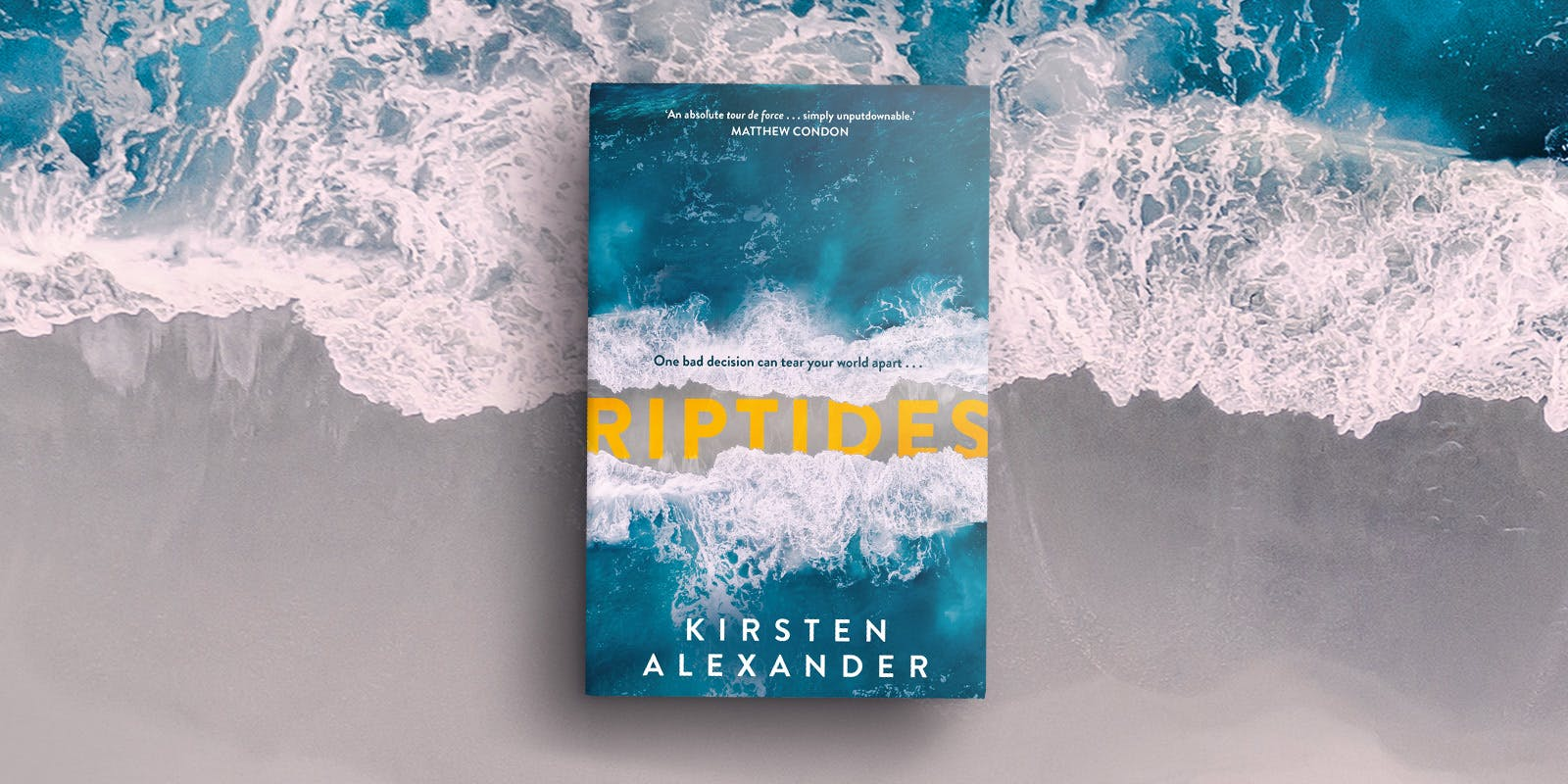Riptides book club notes