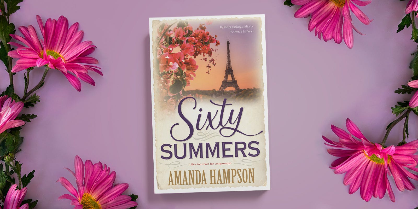 Sixty Summers book club notes
