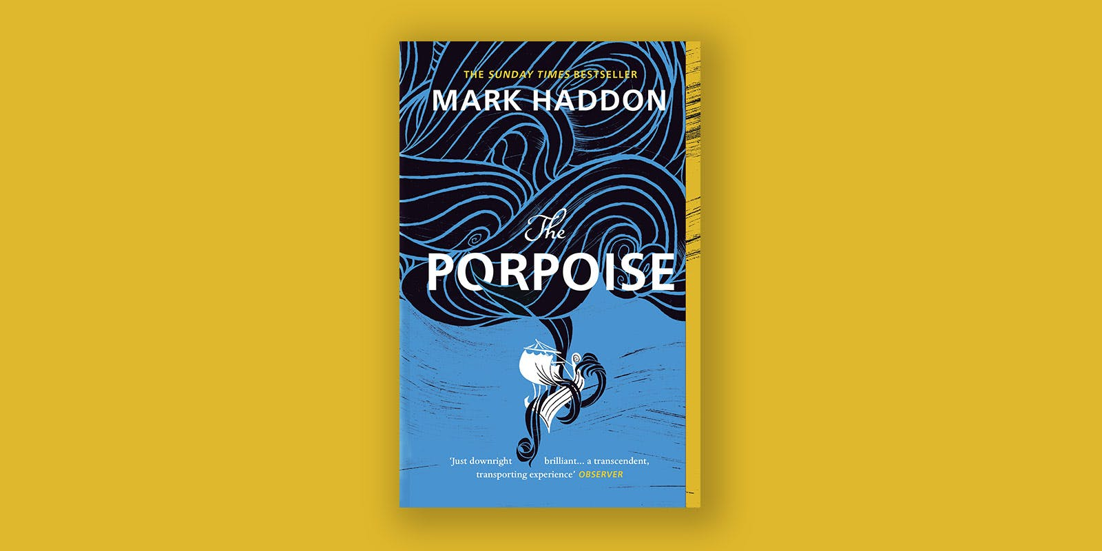 The Porpoise book club notes