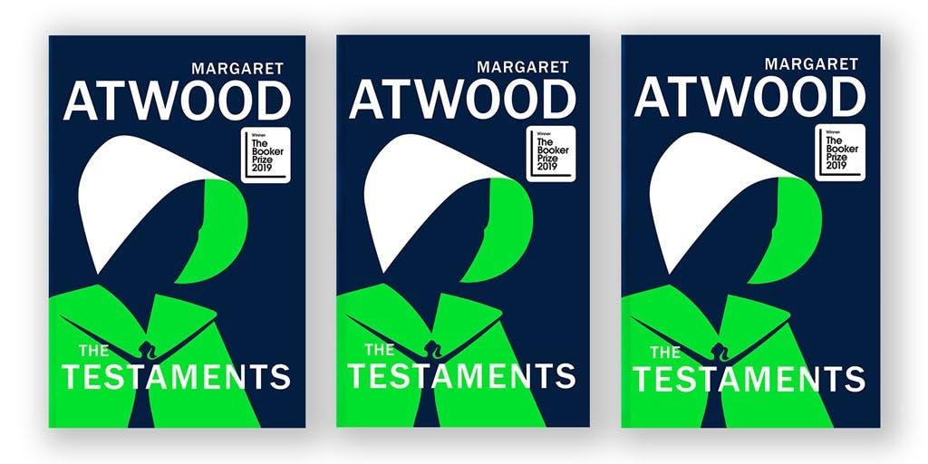 The Testaments book club notes