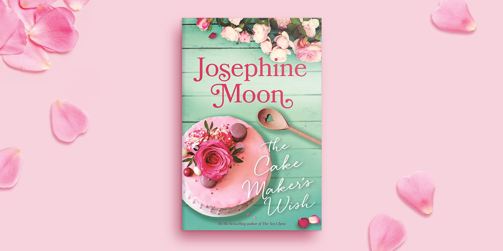 The Cake Maker's Wish book club notes