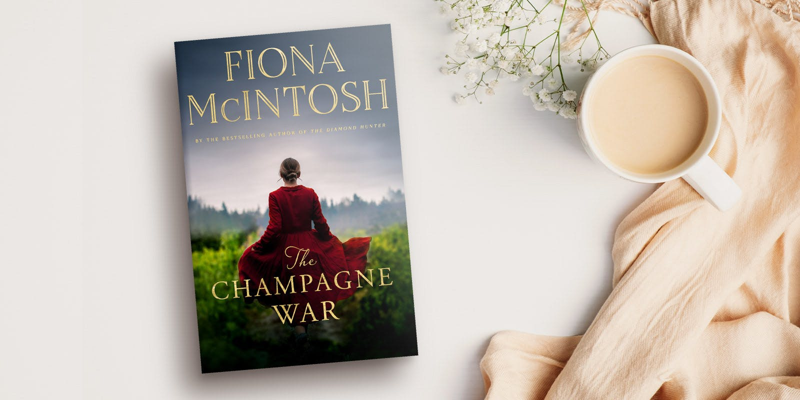 The Champagne War book club notes