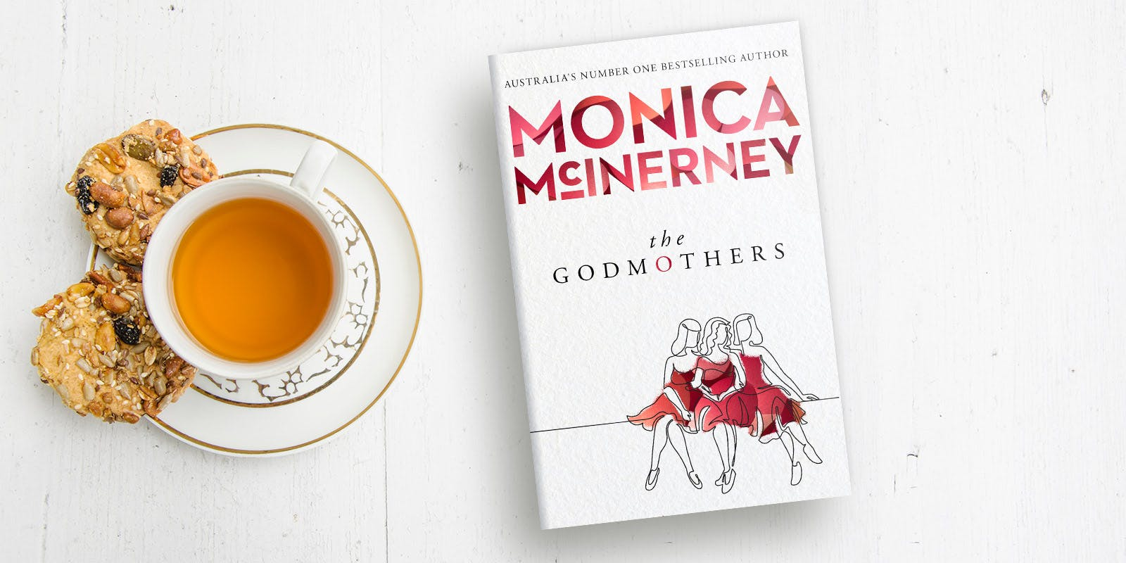 The Godmothers book club notes