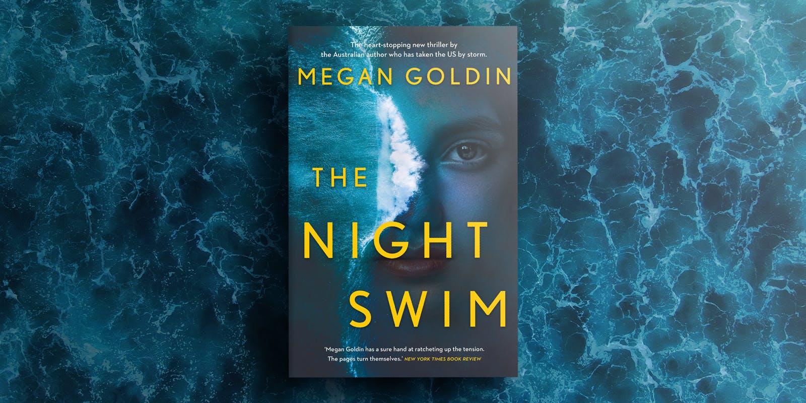 Megan Goldin crime and thriller Q&A