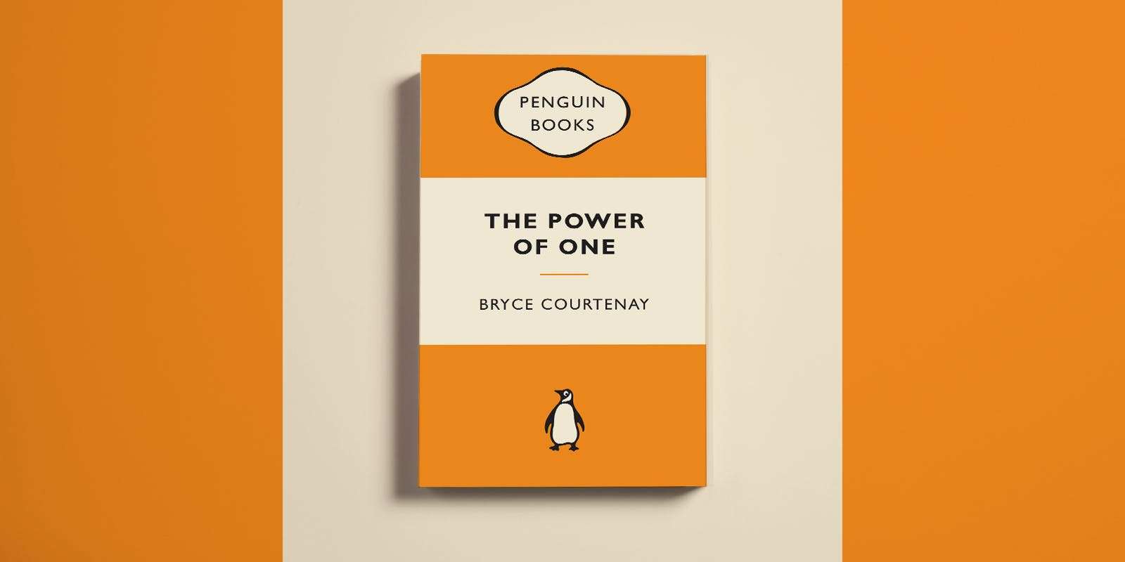 The Power of One book club notes