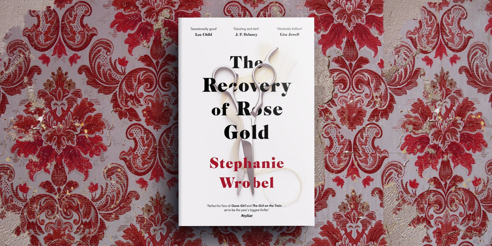 The Recovery of Rose Gold book club notes