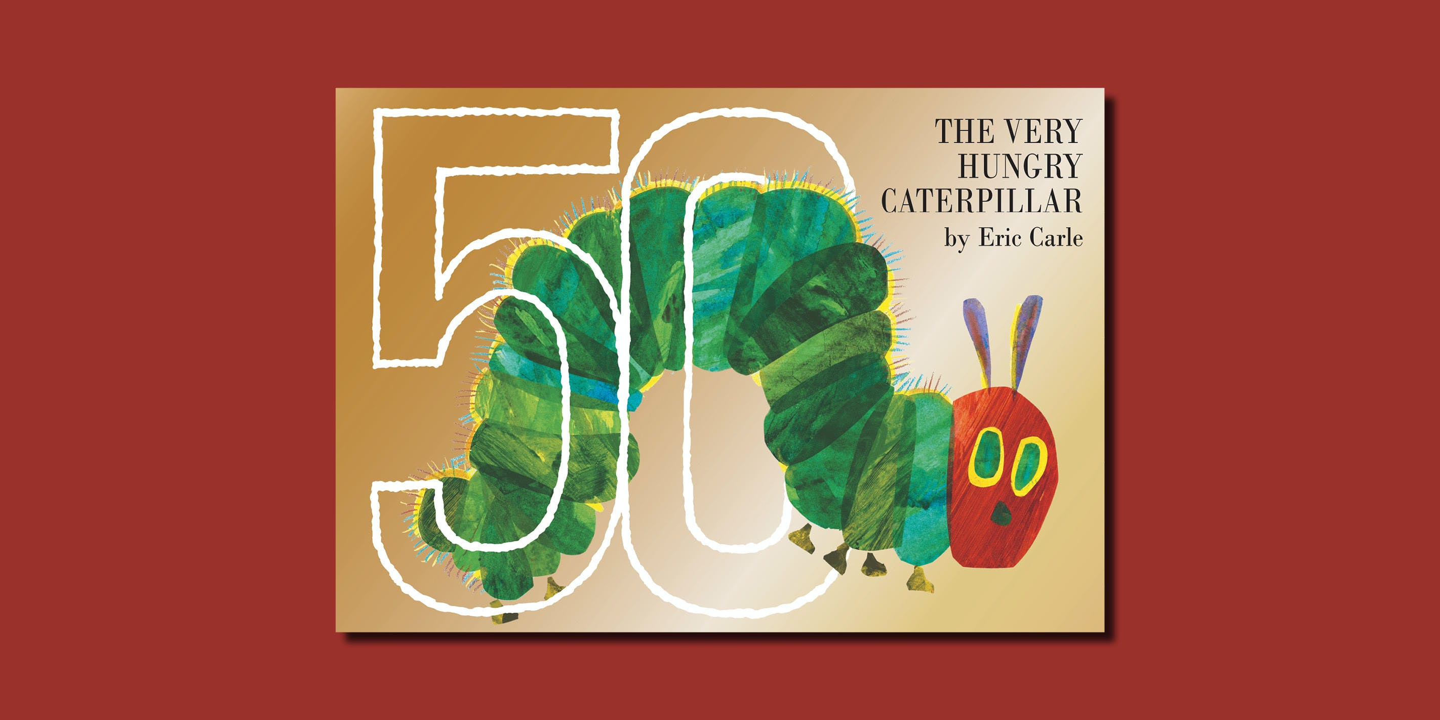 Explore the great outdoors with the Very Hungry Caterpillar!