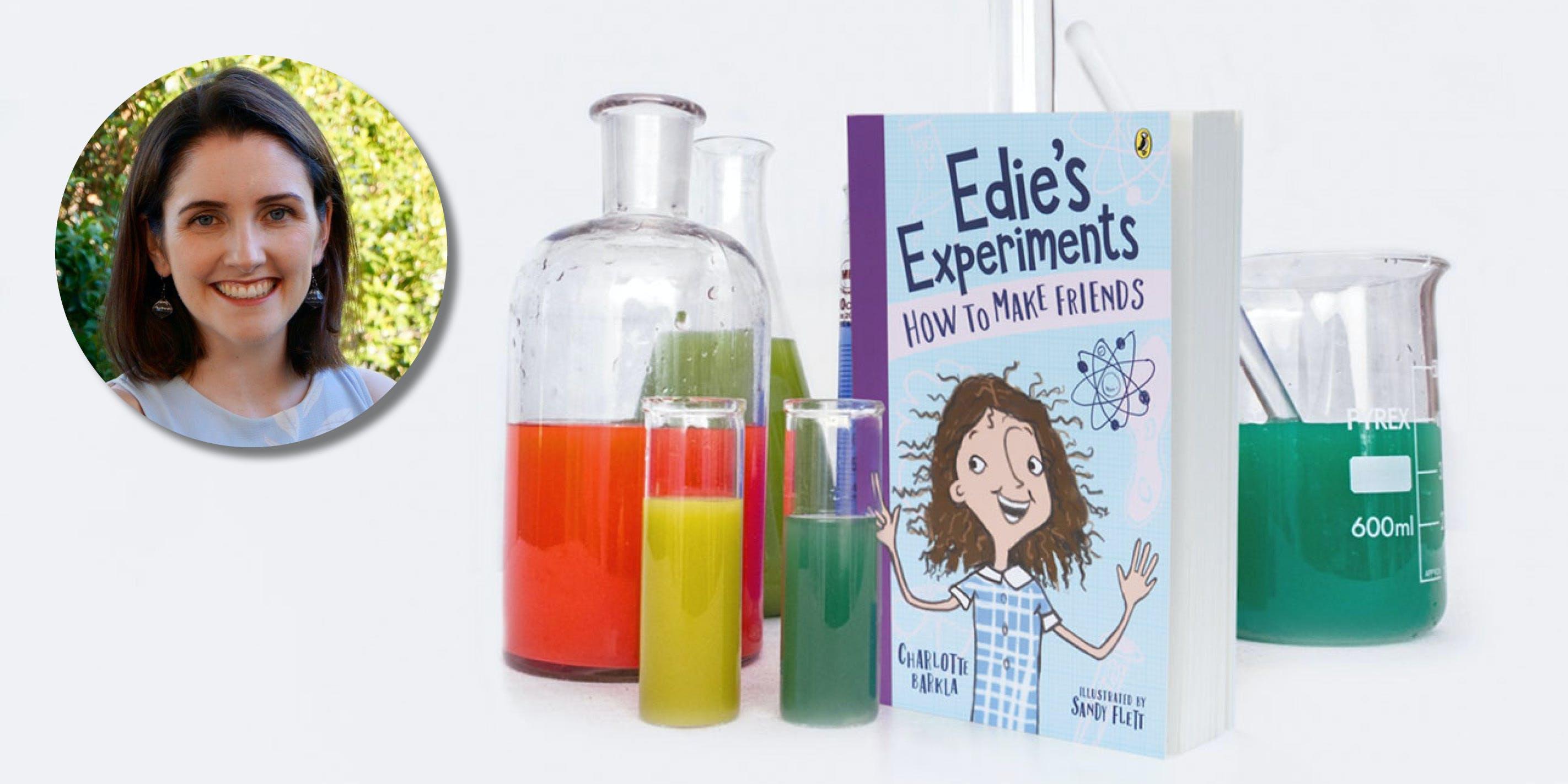 Girls love science too
