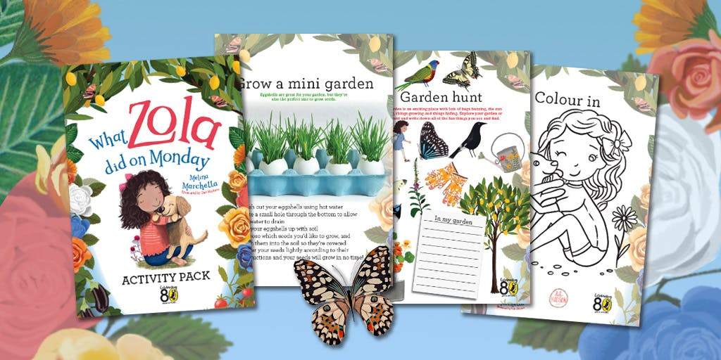 Zola activity pack