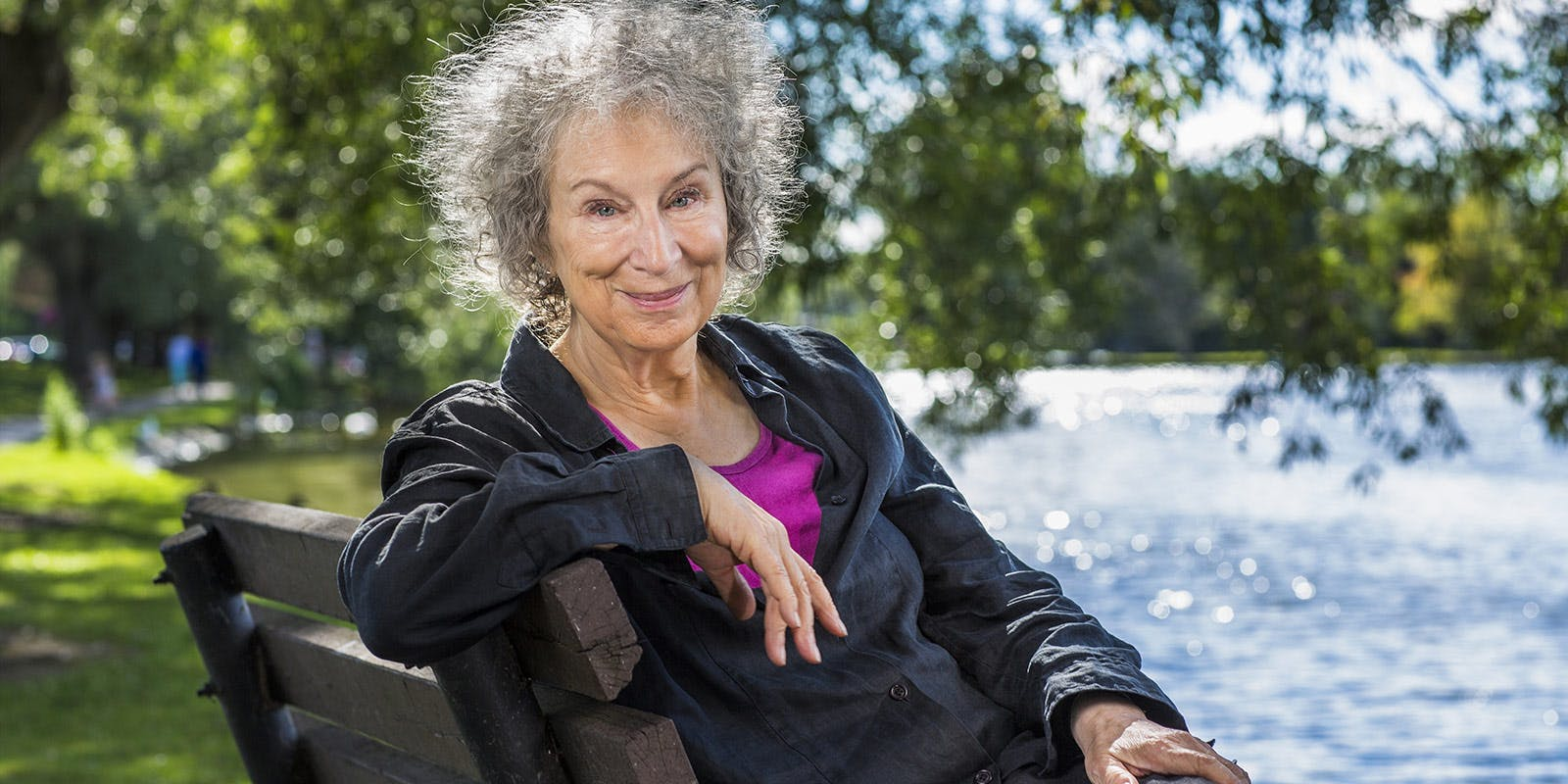 New Margaret Atwood poetry collection