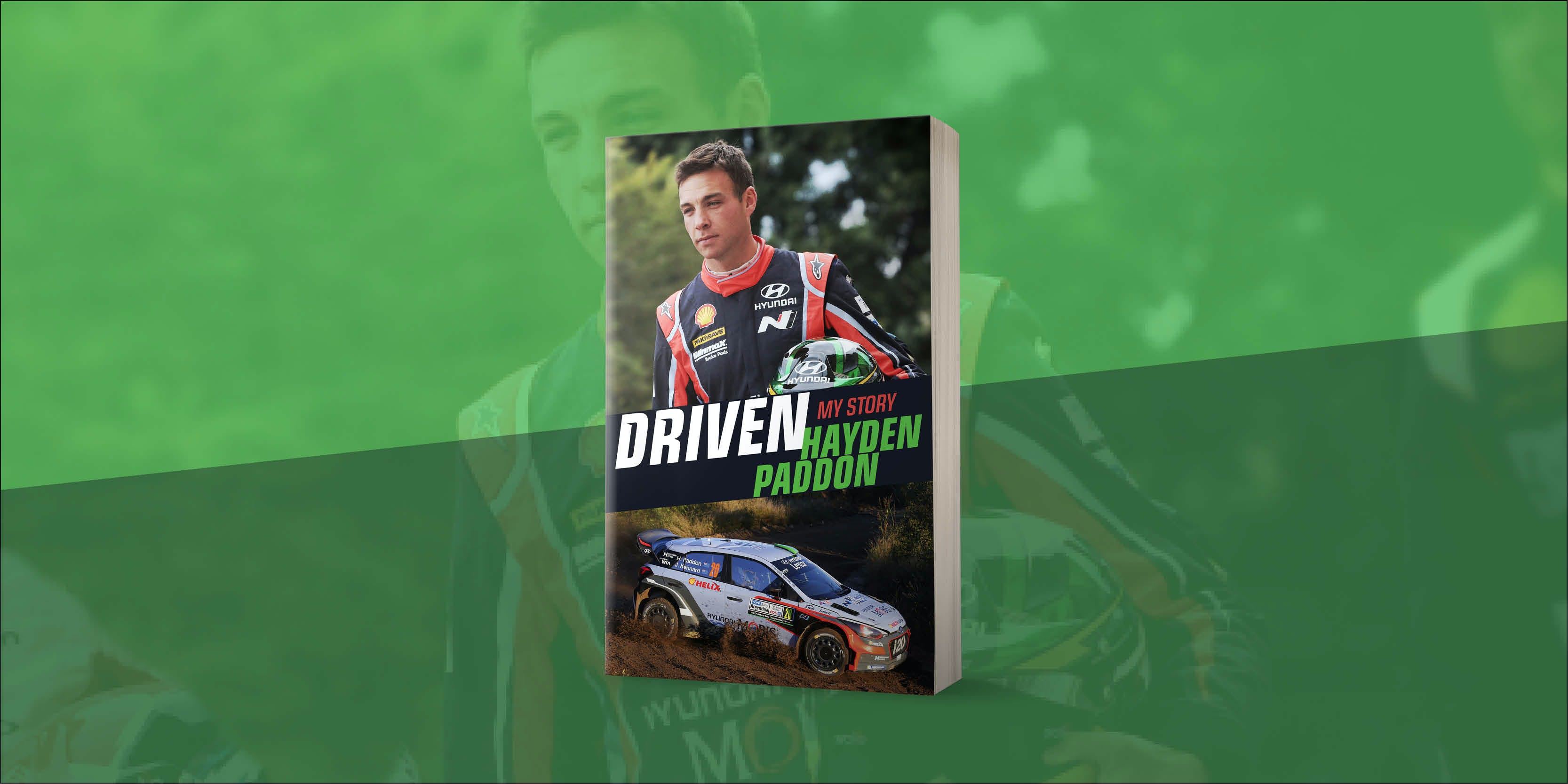 5 Things You Didn't Know About Hayden Paddon