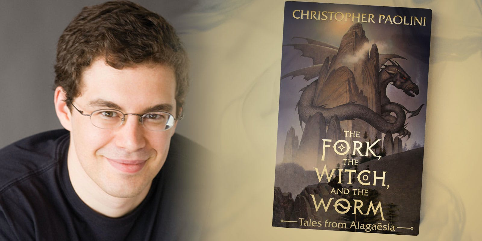 A conversation with Christopher Paolini
