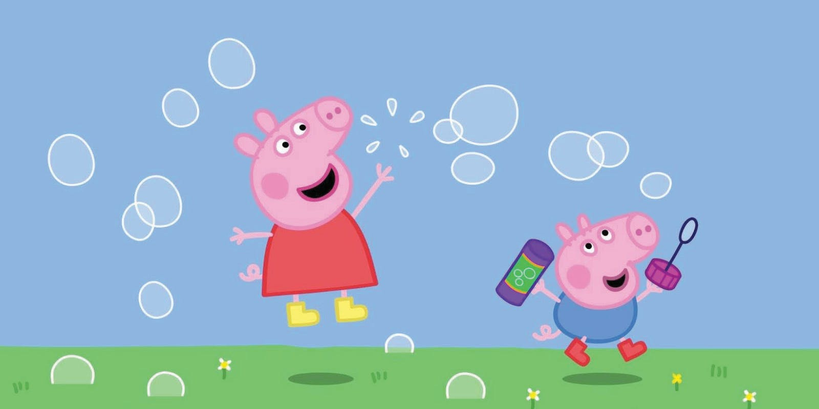 Play with Peppa!