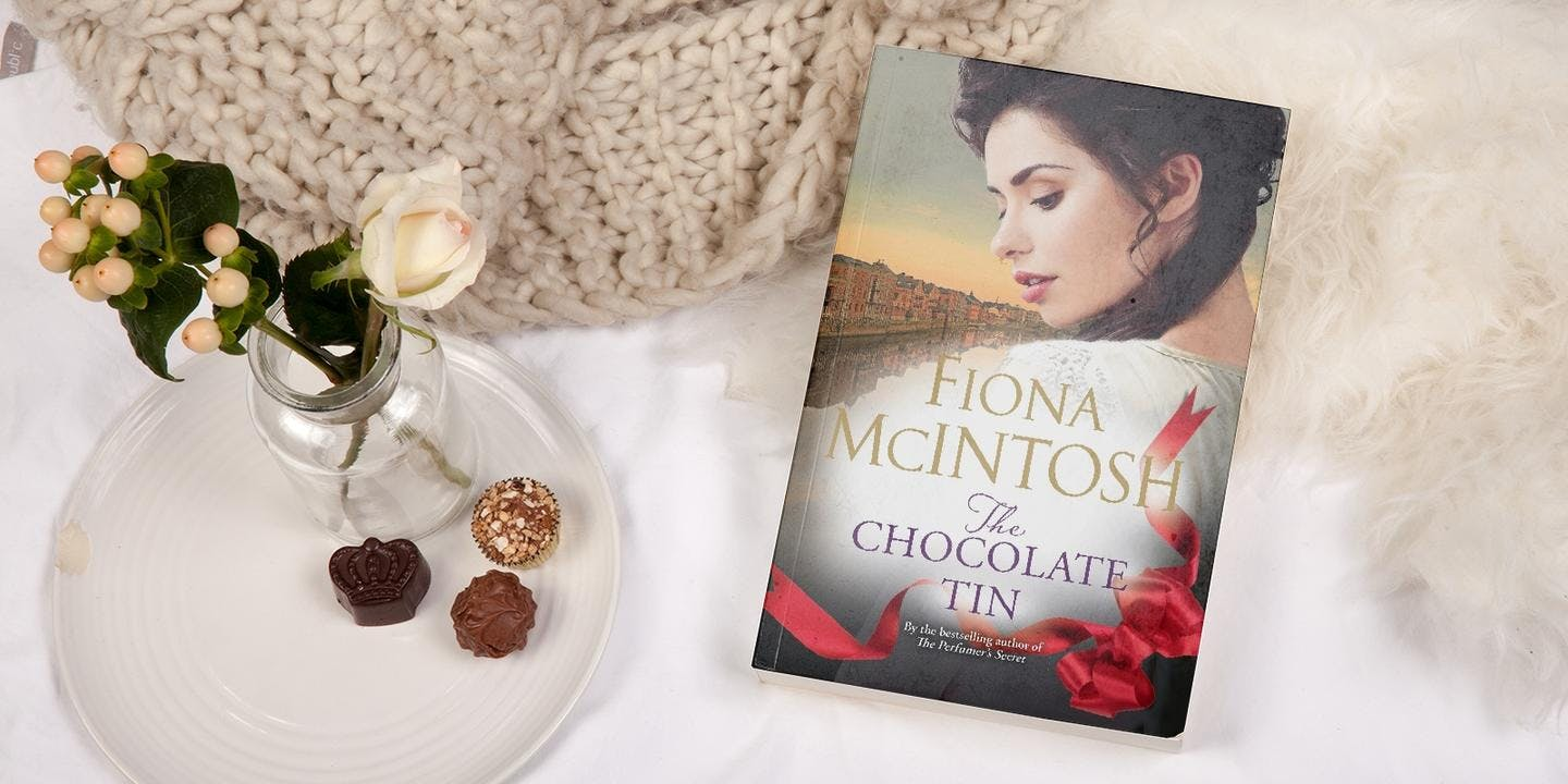 The Chocolate Tin book club notes
