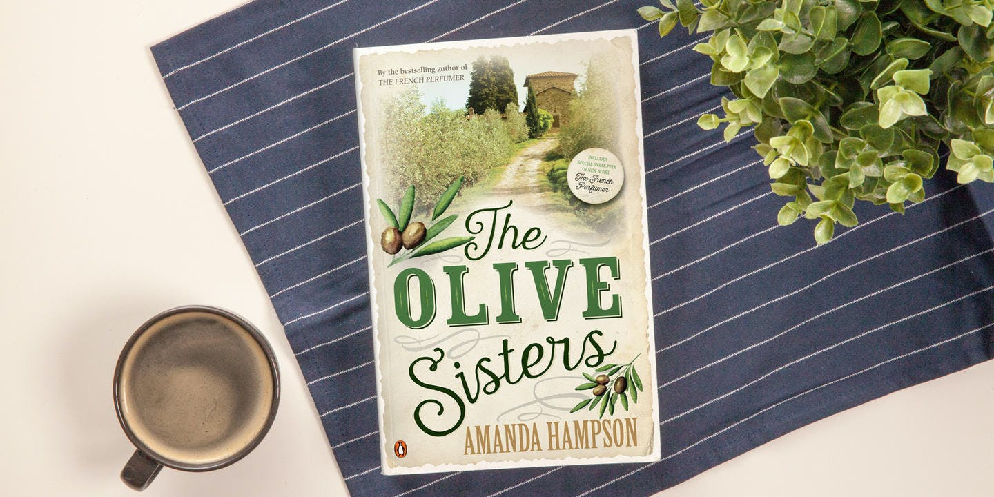 The Olive Sisters book club notes
